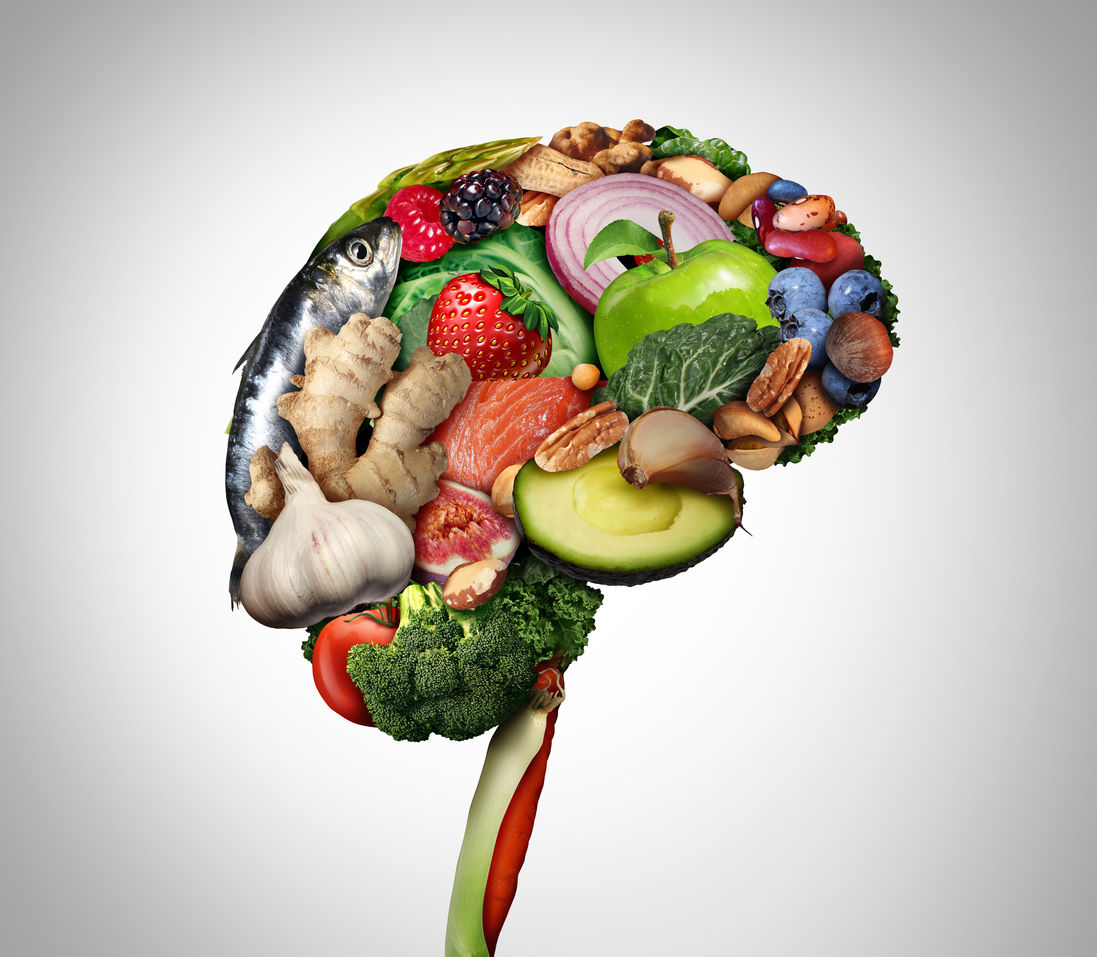 Healthy Food is Good for the Brain